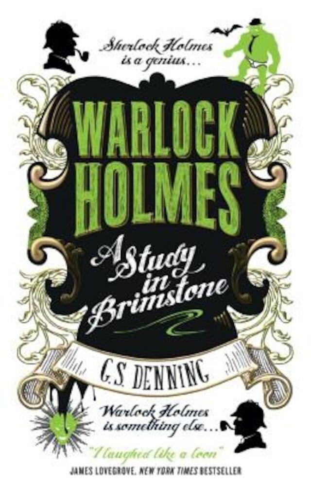 Warlock Holmes: A Study in Brimstone, Paperback