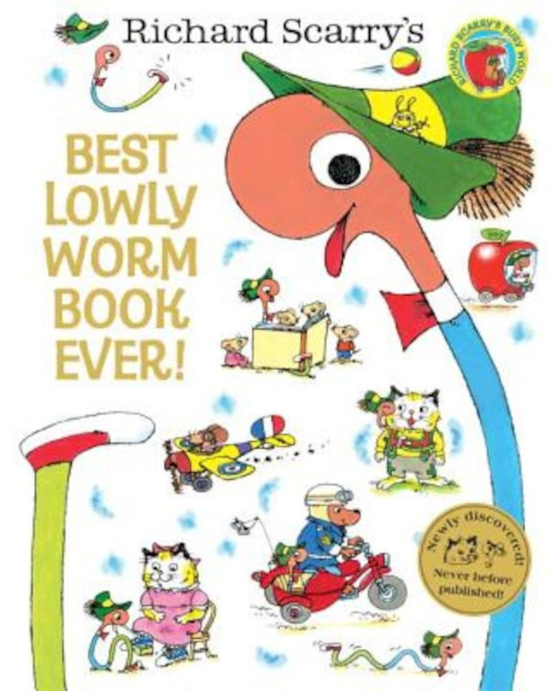 Best Lowly Worm Book Ever!, Hardcover