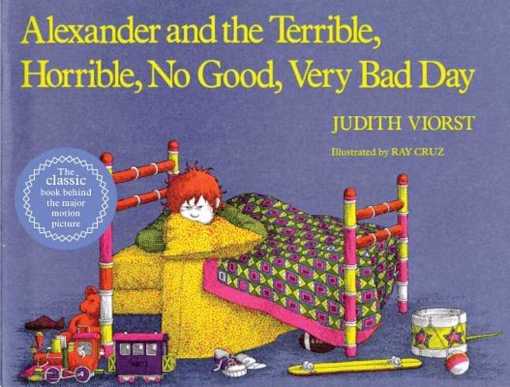 Alexander and the Terrible, Horrible, No Good, Very Bad Day, Paperback