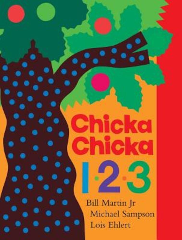 Chicka Chicka 1, 2, 3, Hardcover