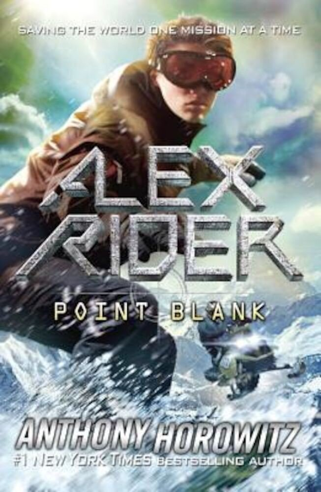 Point Blank, Paperback