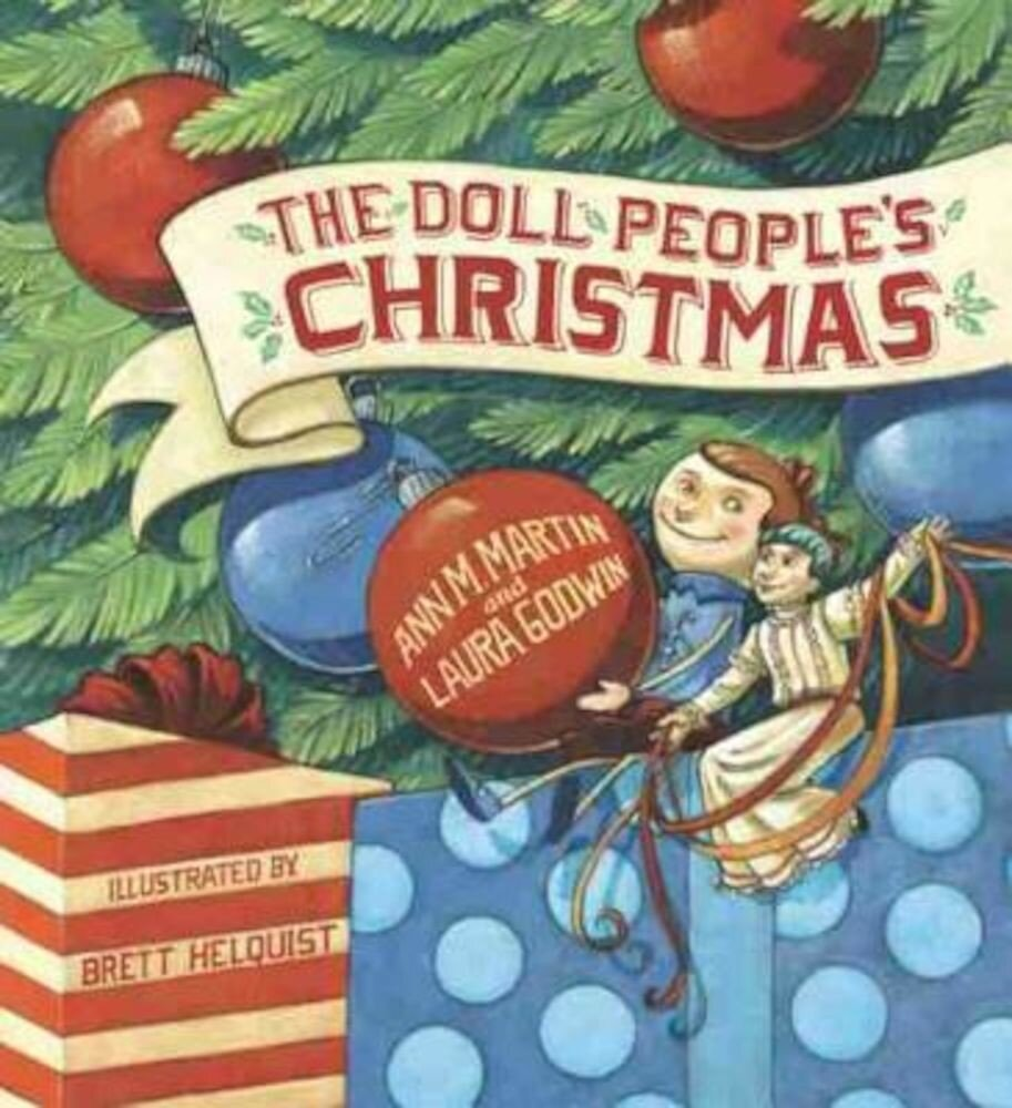 The Doll People's Christmas, Hardcover