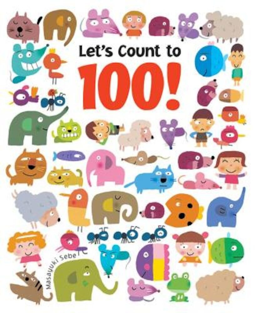 Let's Count to 100!, Paperback