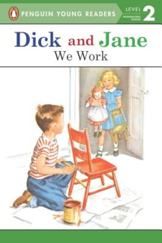 We Work, Paperback