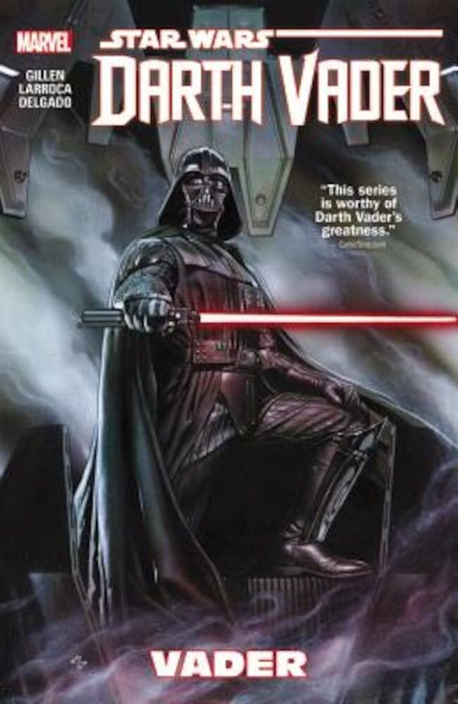 Star Wars: Darth Vader, Volume 1: Vader, Paperback