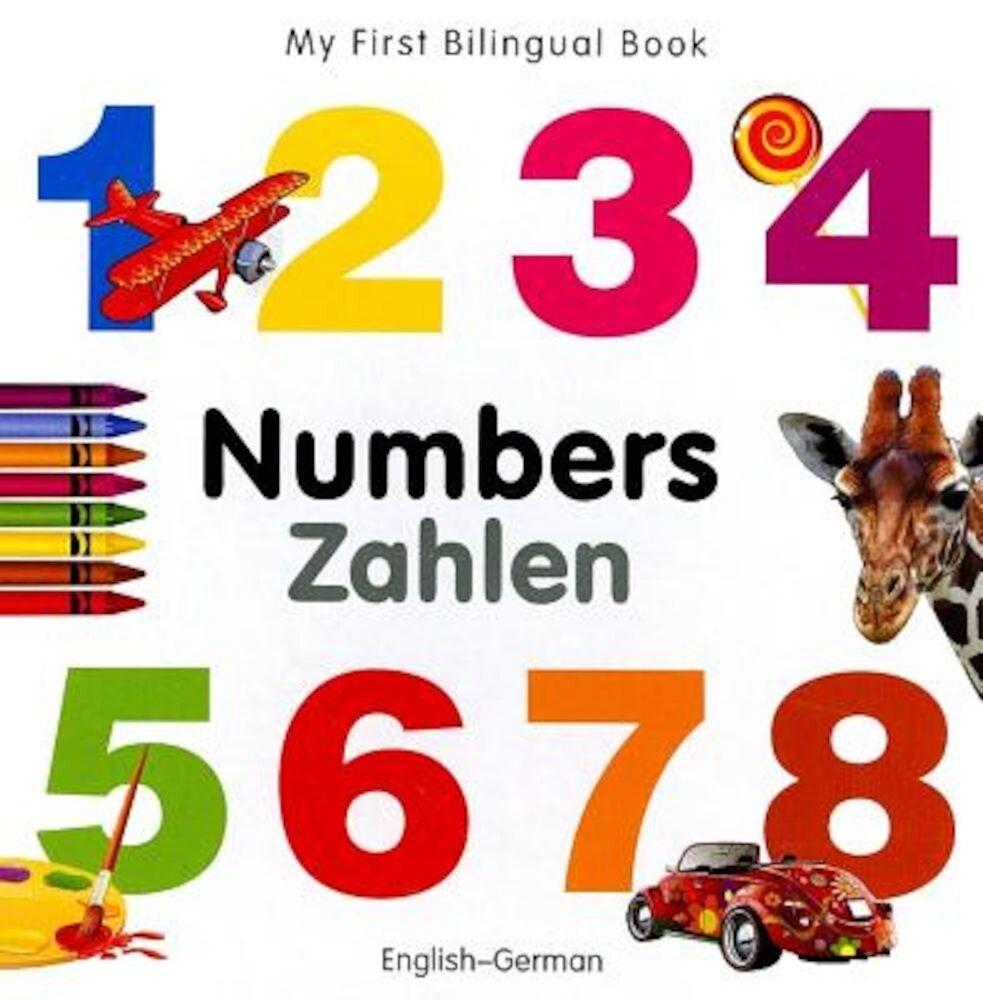 Numbers/Zahlen, Hardcover