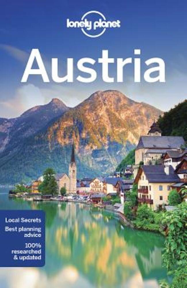Lonely Planet Austria, Paperback