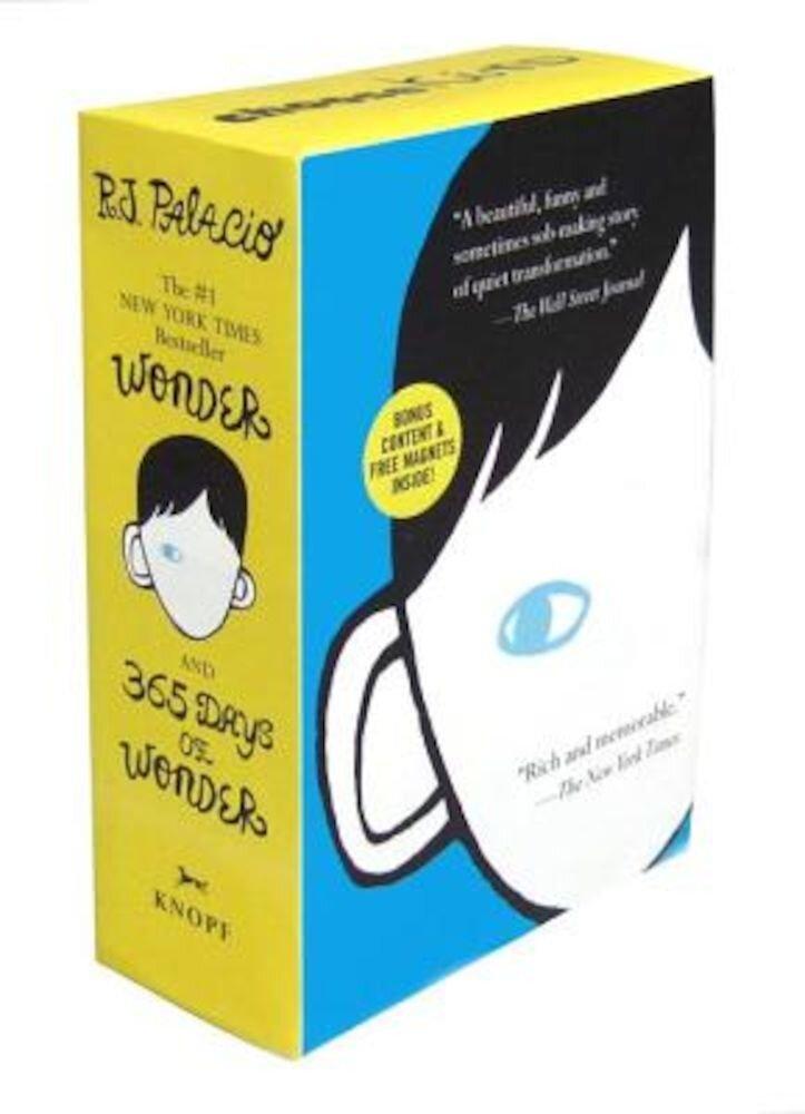 Wonder/365 Days of Wonder Boxed Set, Hardcover