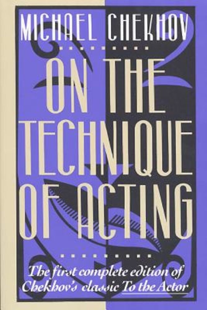 On the Technique of Acting, Paperback
