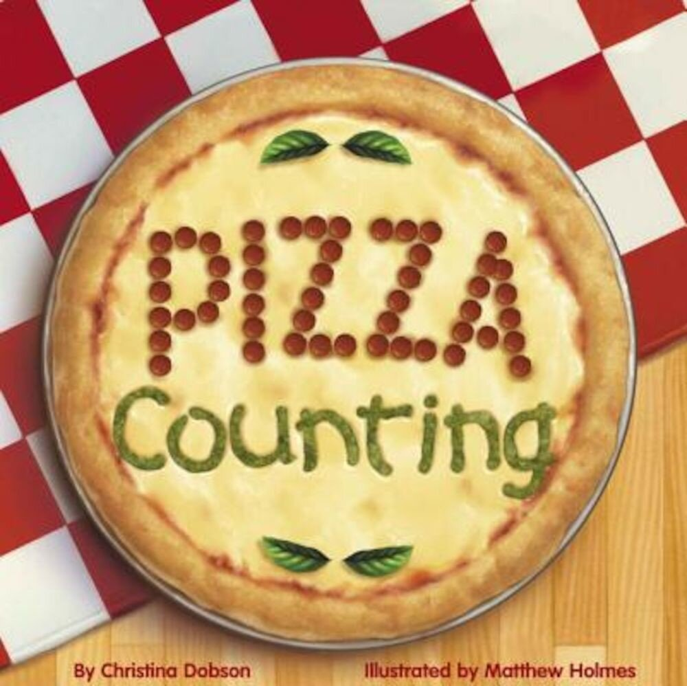 The Pizza Counting Book, Paperback
