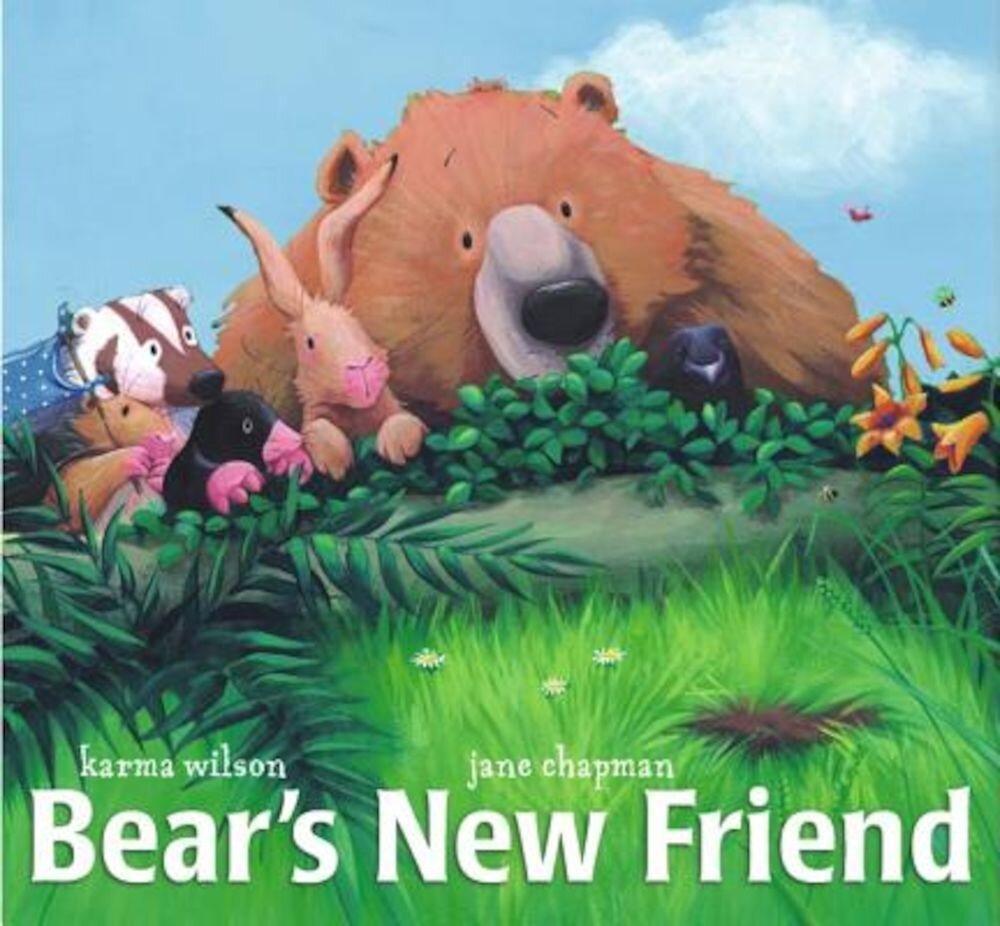 Bear's New Friend, Hardcover
