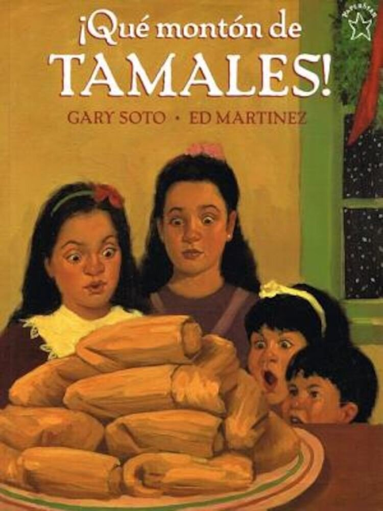 Too Many Tamales /Que Montn de Tamales!, Hardcover