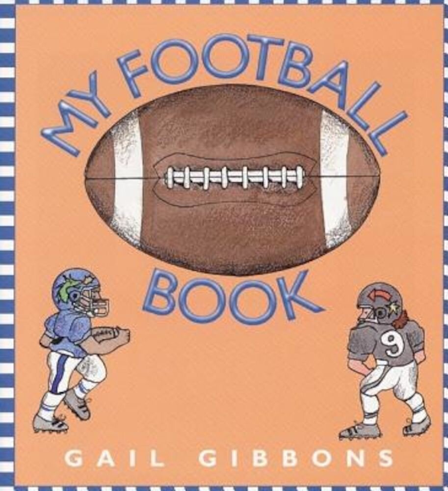 My Football Book, Hardcover