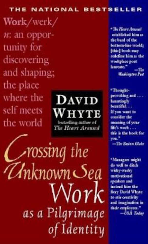Crossing the Unknown Sea, Paperback