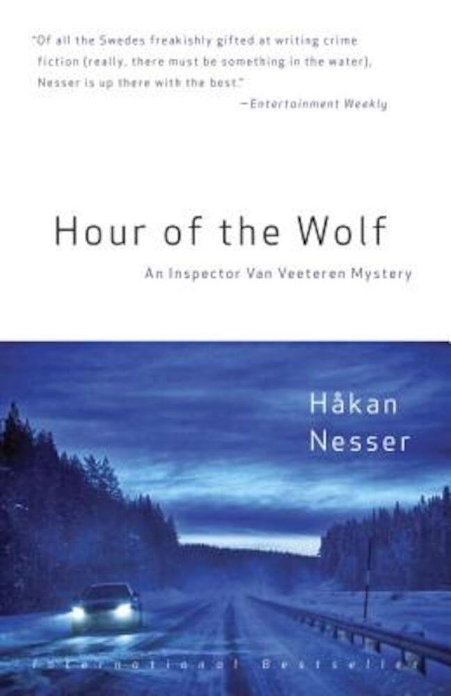 Hour of the Wolf: An Inspector Van Veeteren Mystery (7), Paperback