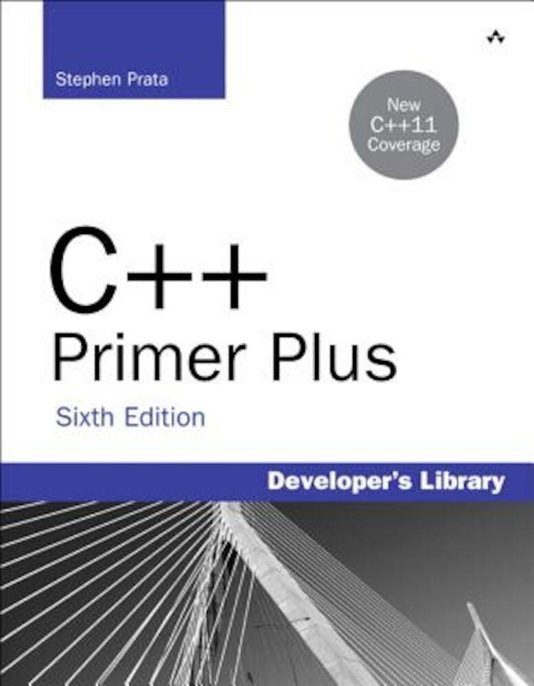 C++ Primer Plus, Paperback