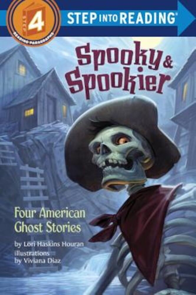 Spooky & Spookier: Four American Ghost Stories, Paperback