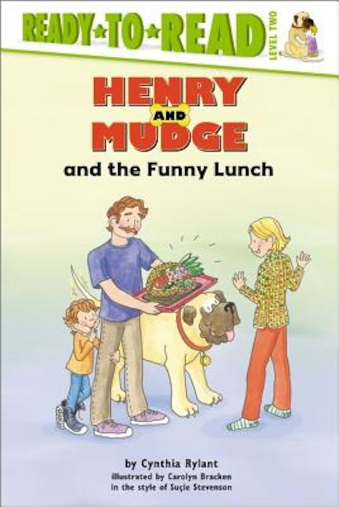 Henry and Mudge and the Funny Lunch, Hardcover