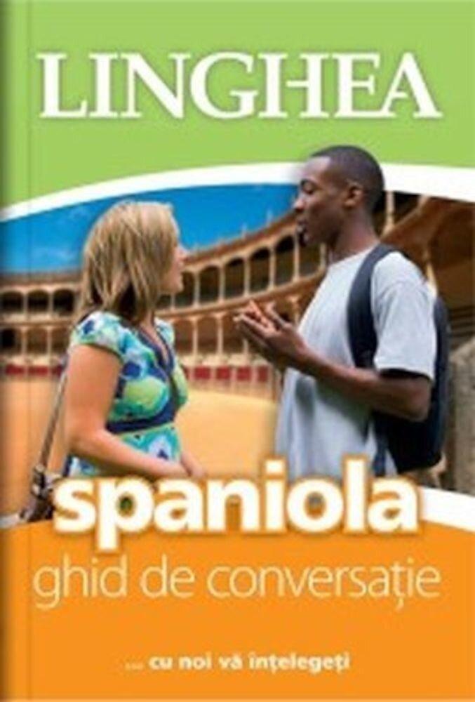 Coperta Carte Spaniola. Ghid de conversatie