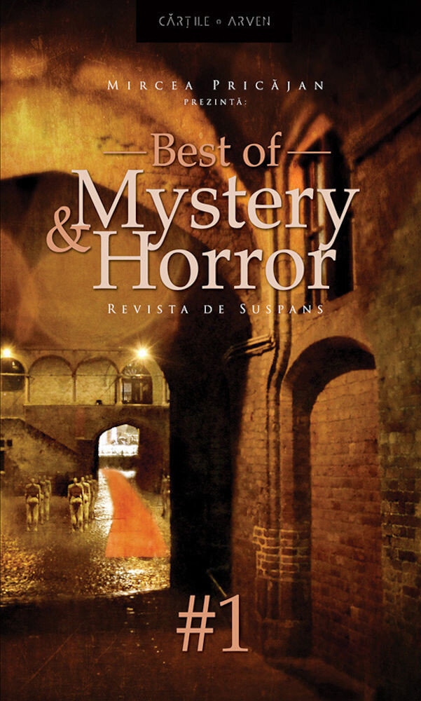 Best of Mystery & Horror. Revista de suspans Nr. 1