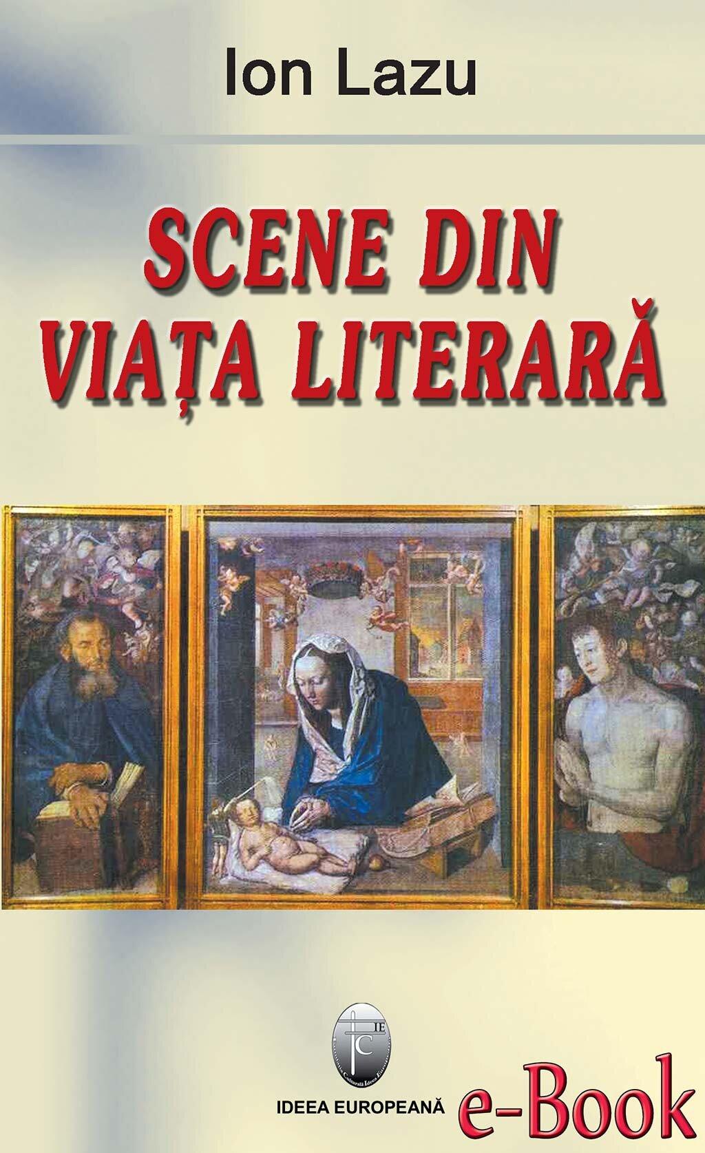 Scene din viata literara (eBook)