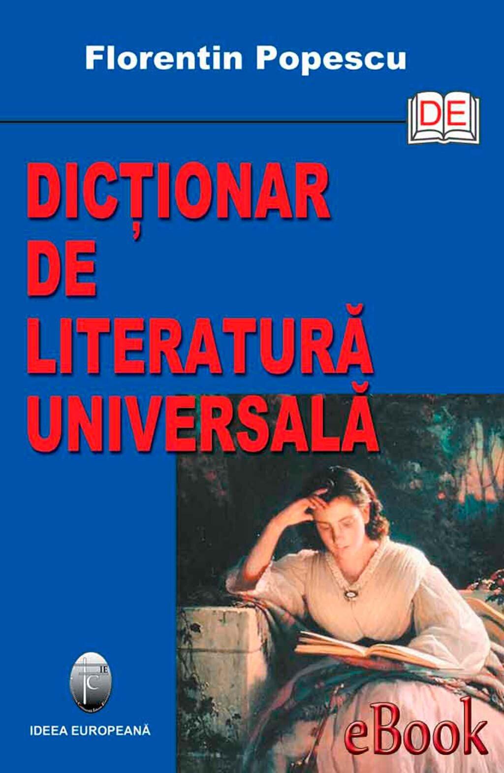 Dictionar de literatura universala (eBook)