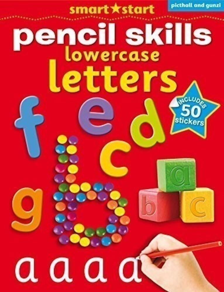 Coperta Carte Lowercase Letters (Pen Skills for Little Hands)