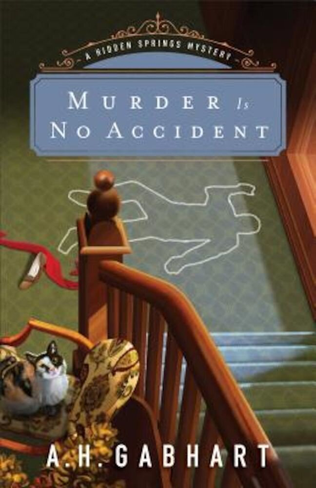 Murder Is No Accident, Paperback