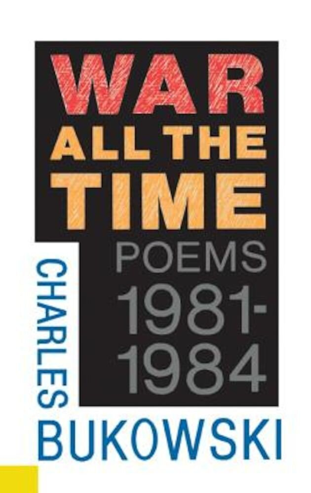 War All the Time, Paperback