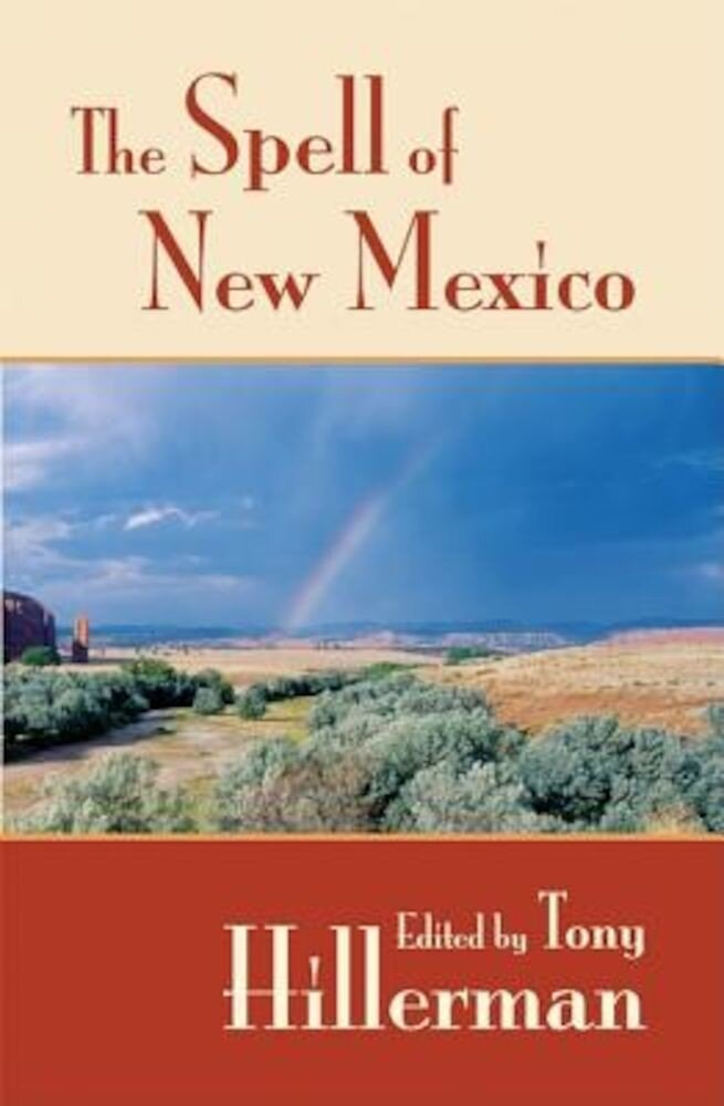 The Spell of New Mexico, Paperback