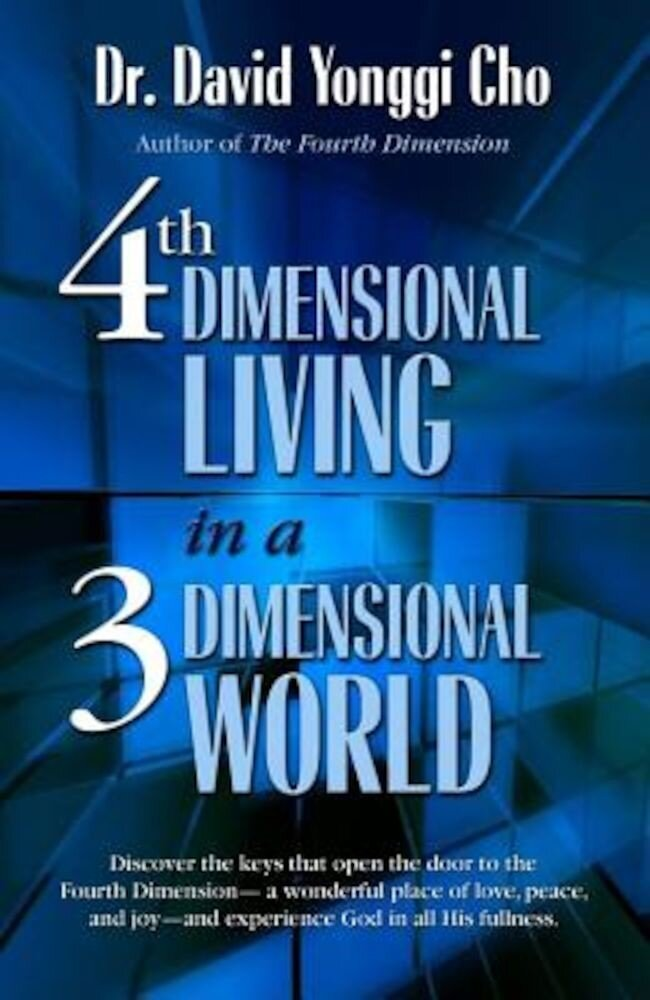 4th Dimensional Living in a 3 Dimensional World, Paperback