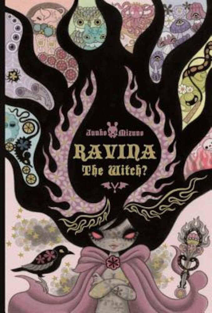 Ravina the Witch?, Hardcover