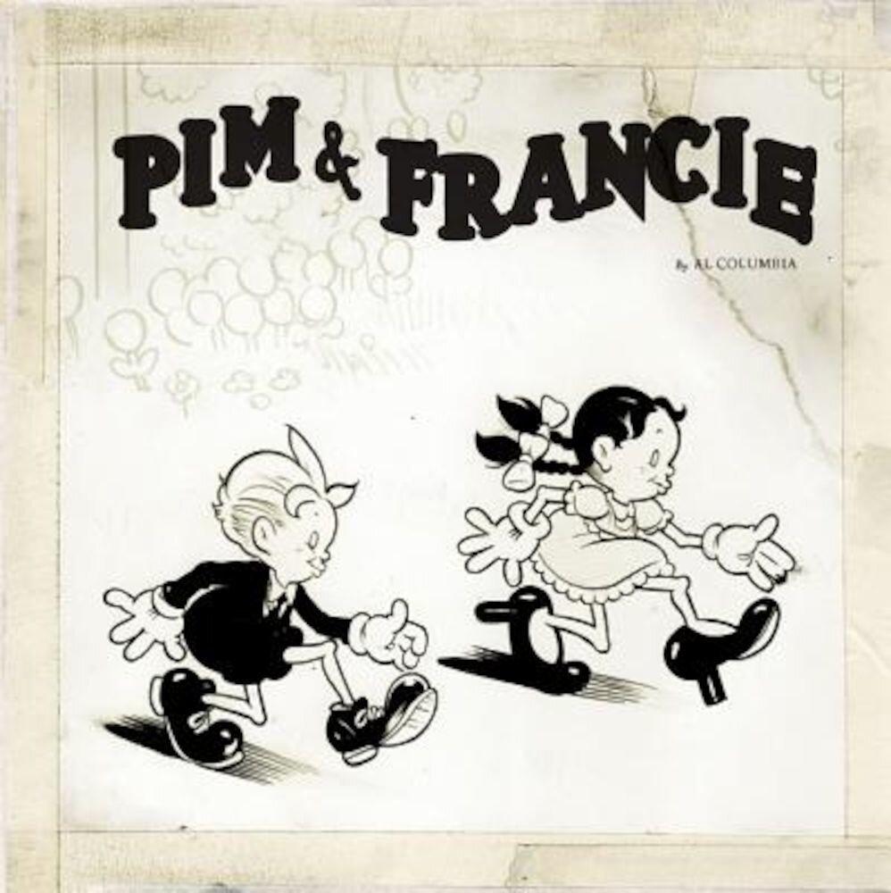 Pim & Francie: The Golden Bear Days, Hardcover