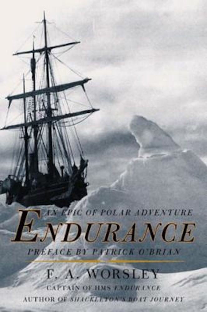 Endurance: An Epic of Polar Adventure, Paperback