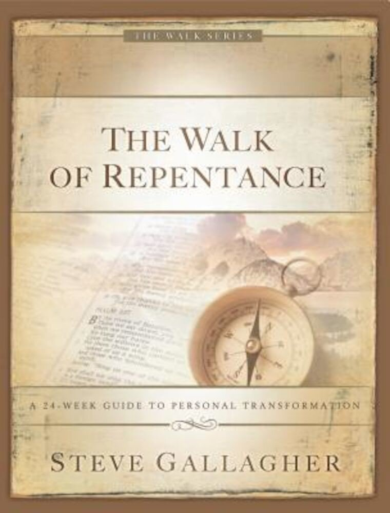 The Walk of Repentance, Paperback