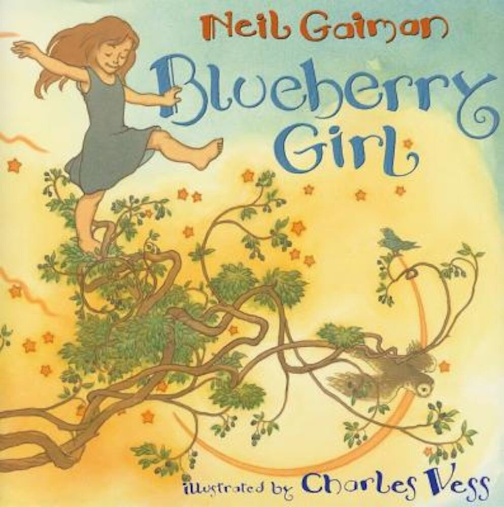 Blueberry Girl, Hardcover