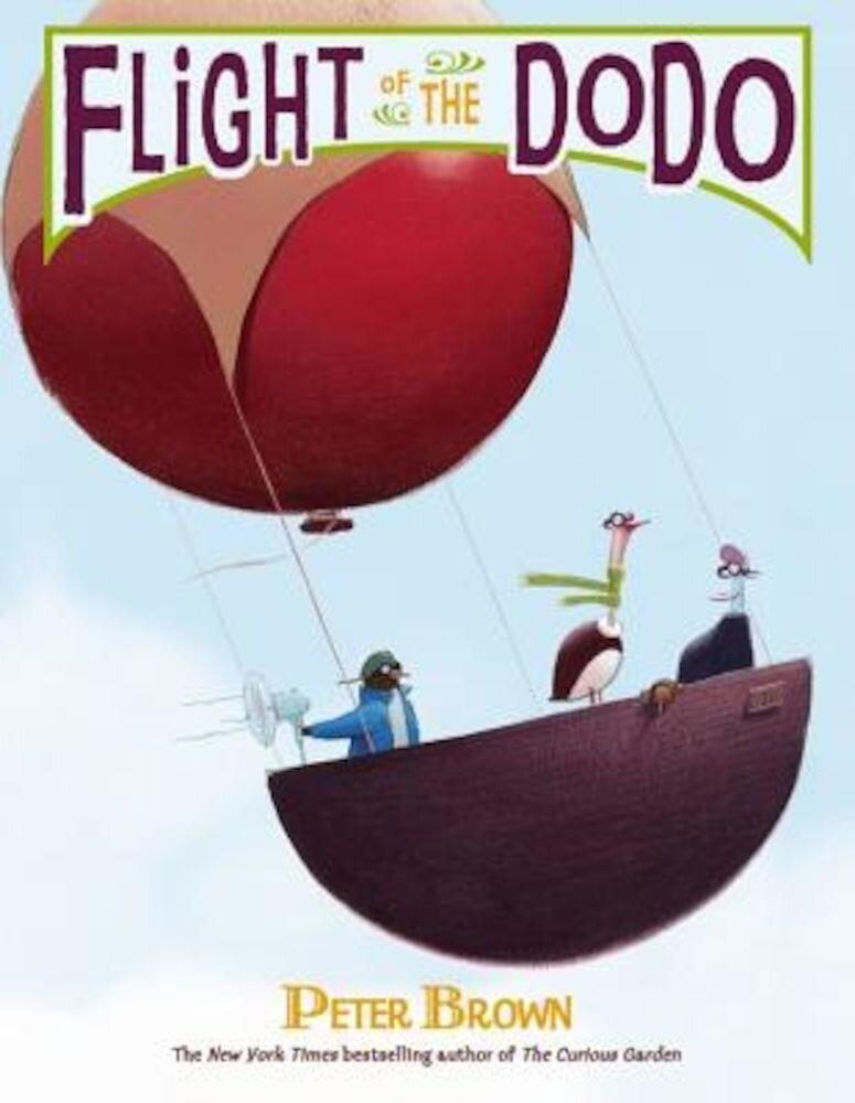 Flight of the Dodo, Paperback