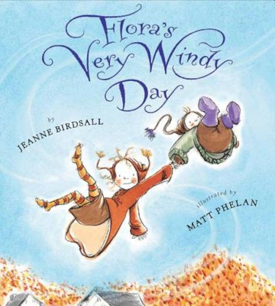 Flora's Very Windy Day, Paperback