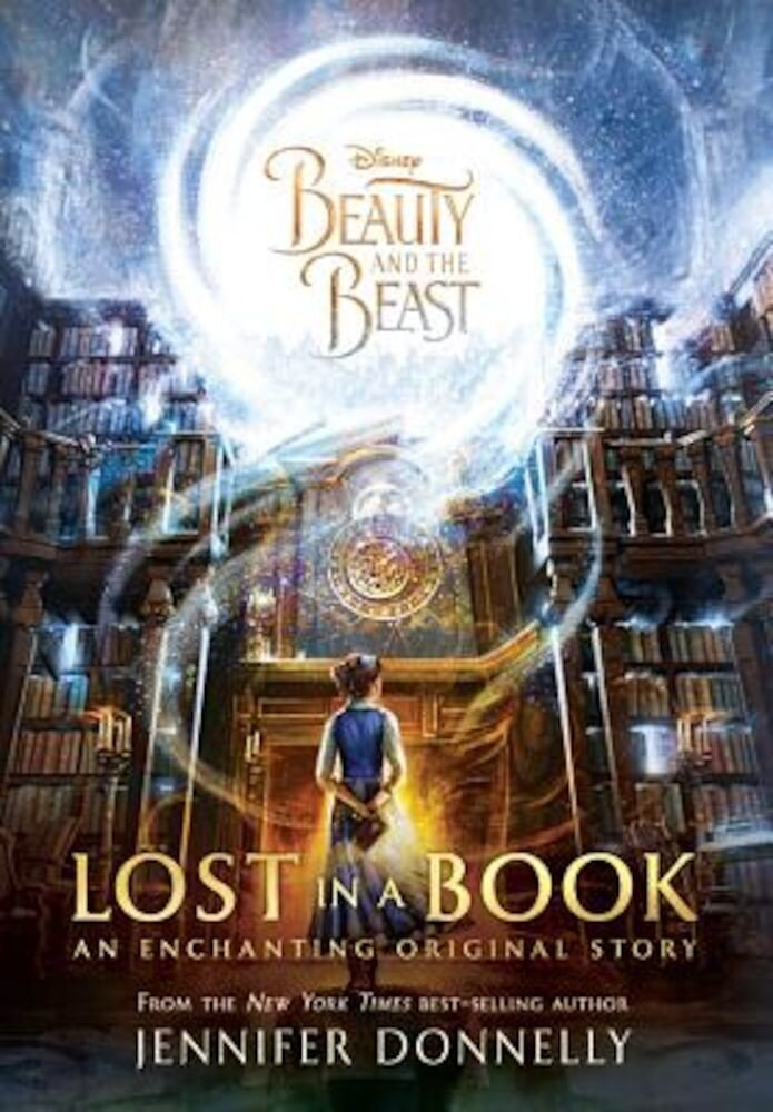 Beauty and the Beast: Lost in a Book, Hardcover