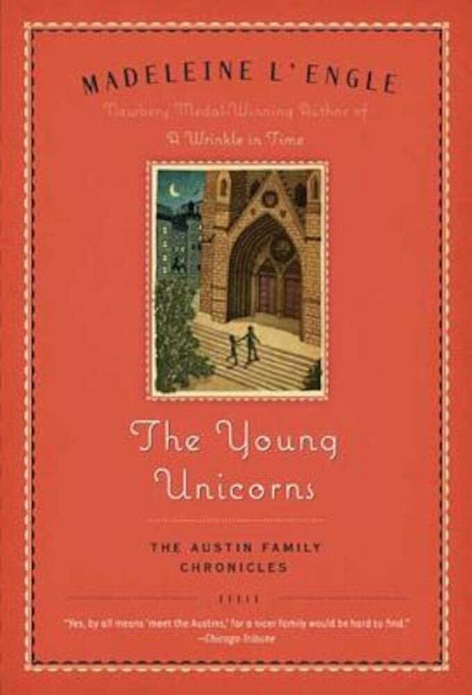 The Young Unicorns, Paperback
