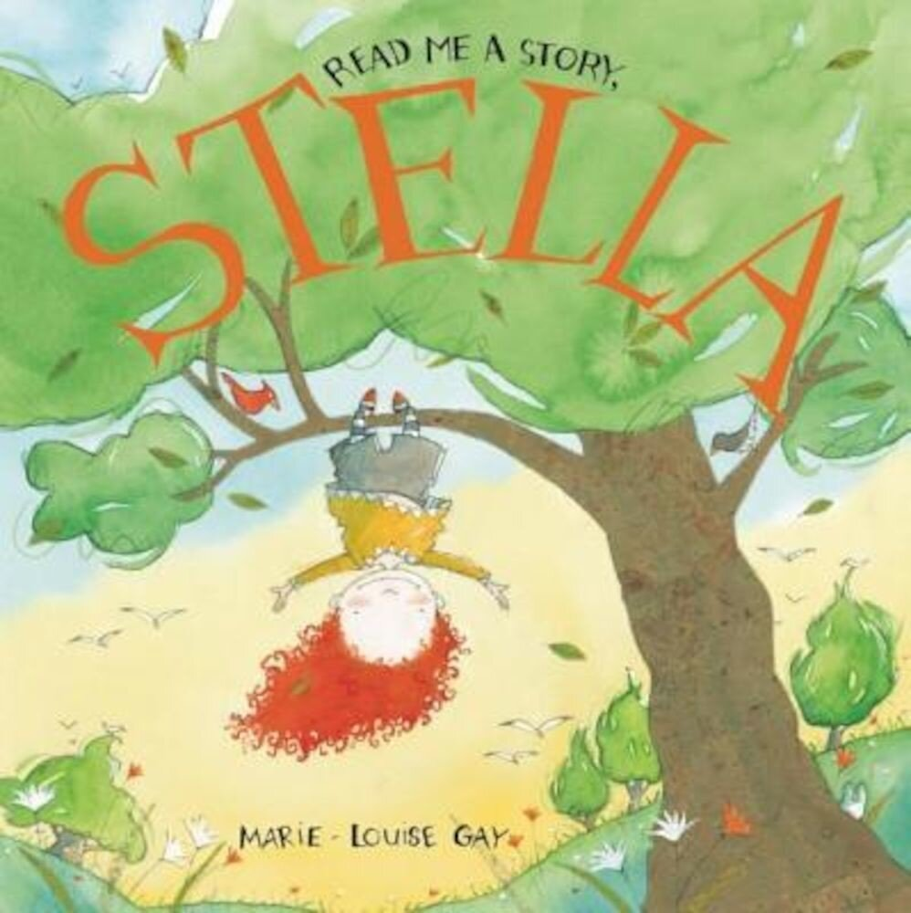 Read Me a Story, Stella, Hardcover