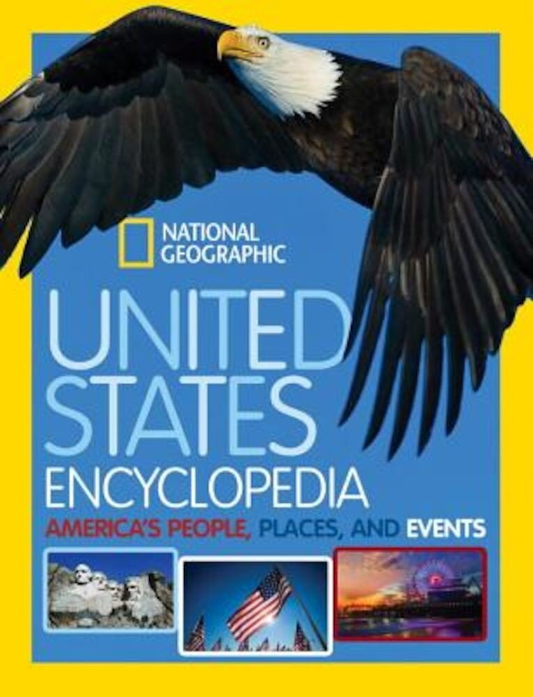 United States Encyclopedia: America's People, Places, and Events, Hardcover