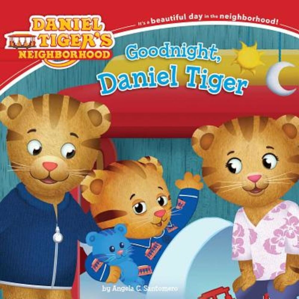 Goodnight, Daniel Tiger, Paperback