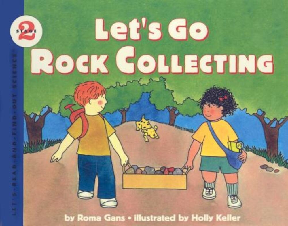 Let's Go Rock Collecting, Hardcover