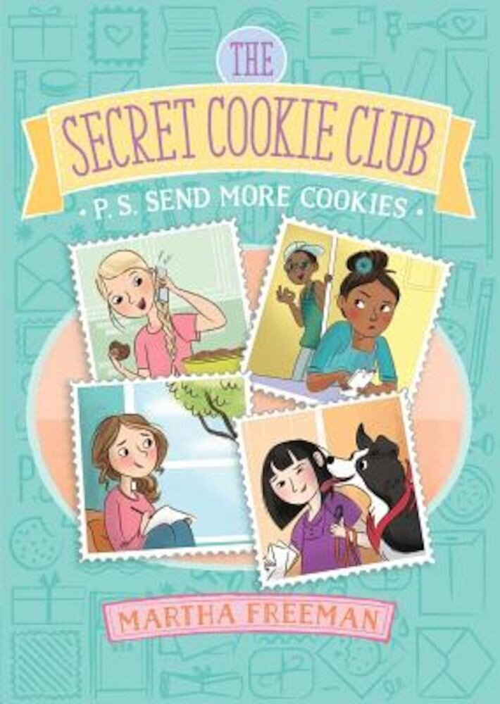 P.S. Send More Cookies, Hardcover