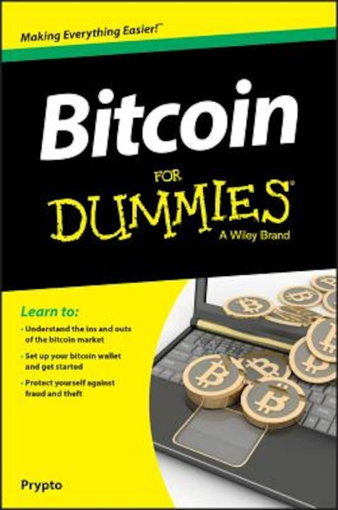 Bitcoin for Dummies, Paperback