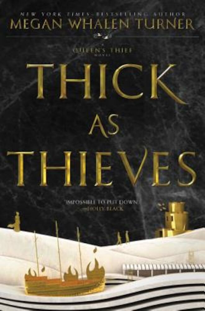 Thick as Thieves, Hardcover