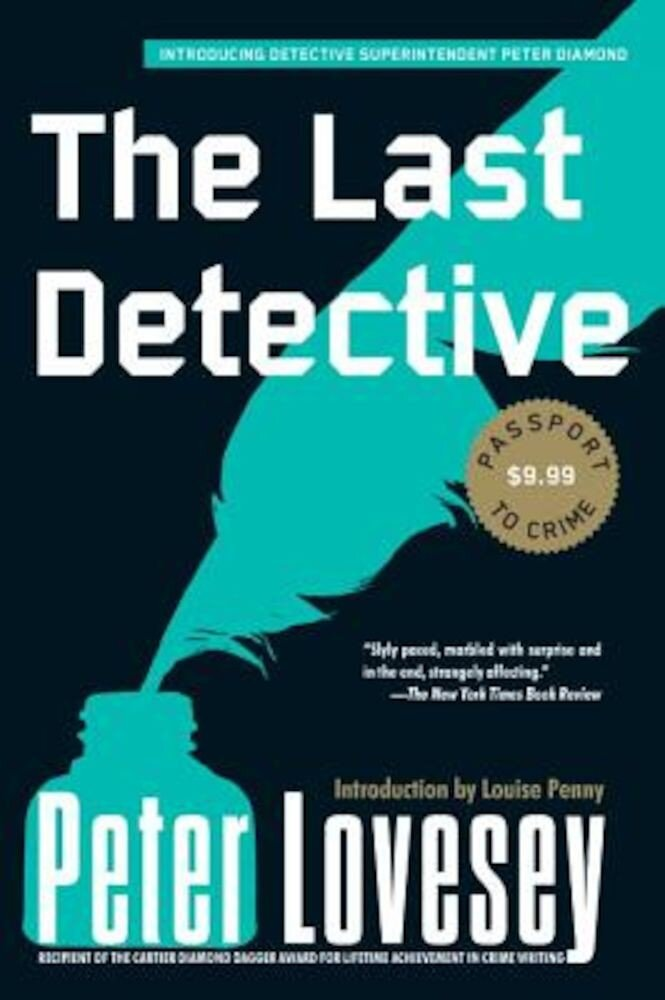 The Last Detective, Paperback