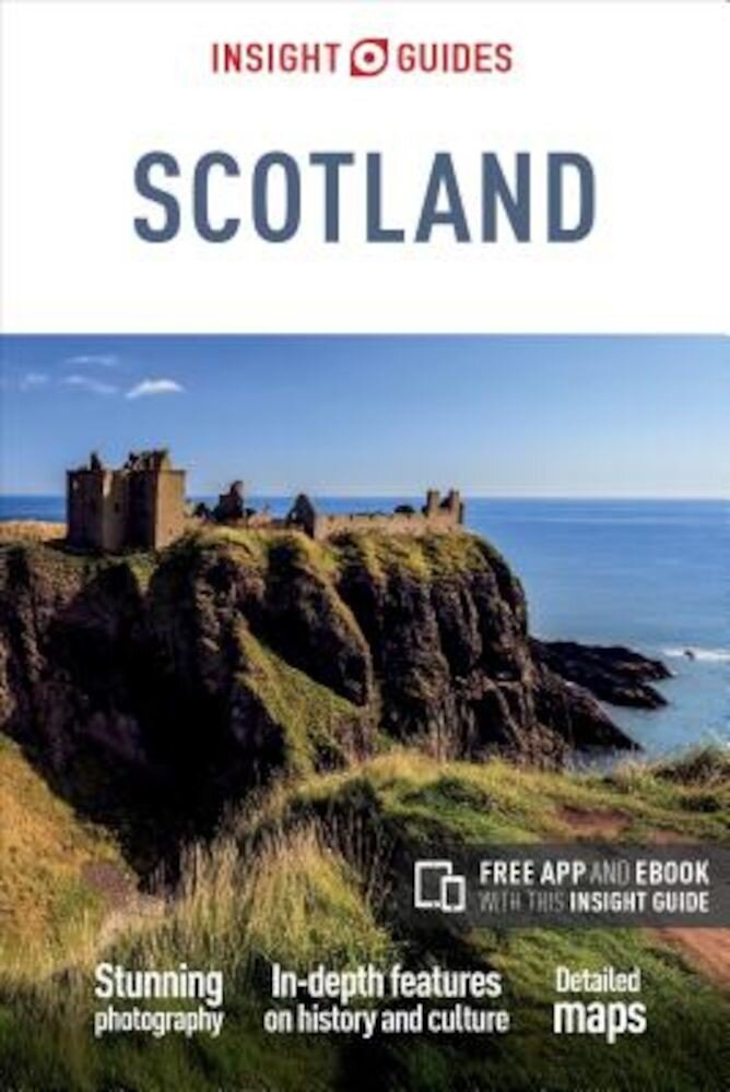 Insight Guides Scotland, Paperback