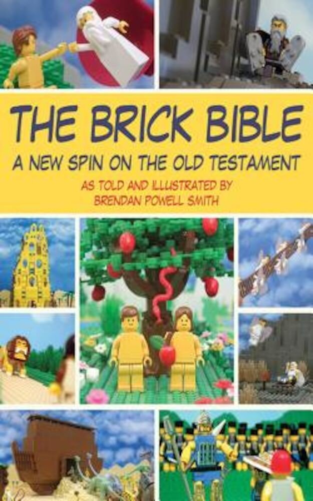The Brick Bible: The Complete Set, Hardcover